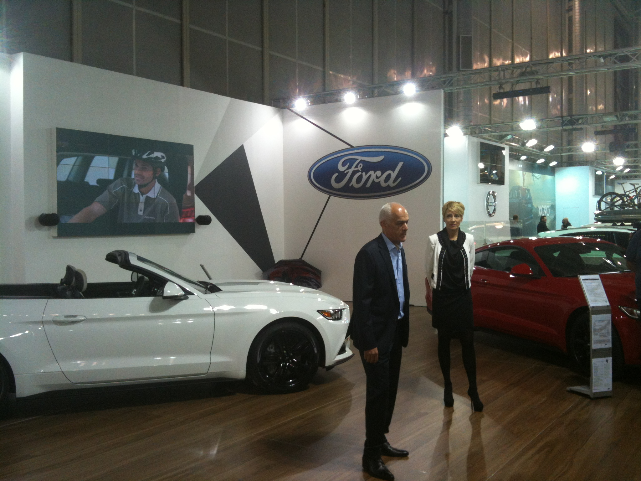 FORD FIS