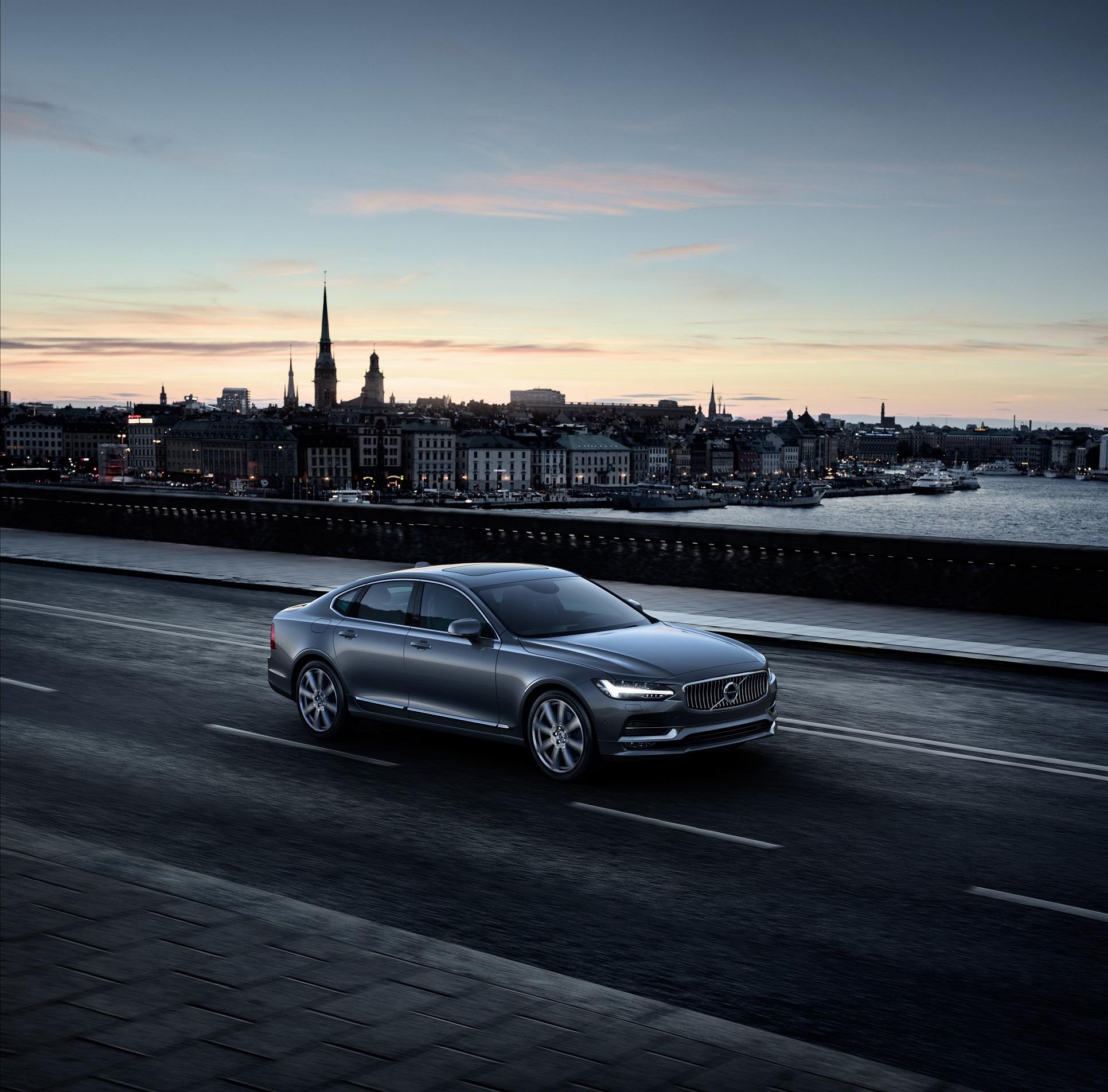 Το νέο Volvo S90