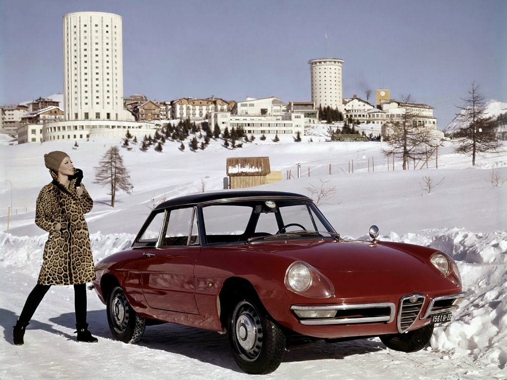 Alfa Romeo Spider Duetto Video Autoliveris