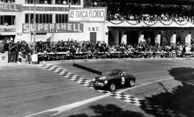 Τα ιστορικά μοντέλα της FCA επιστρέφουν στο Targa Florio