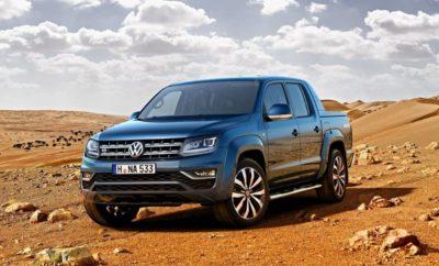 Νέο Volkswagen Amarok