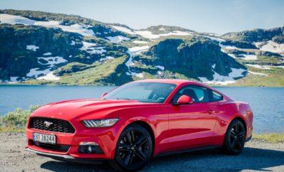 Ford Mustang, Παγκόσμιο Best-seller στη Σπορ Κατηγορία