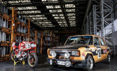 SEAT και Ducati: μία παράλληλη πορεία
