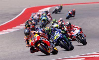 Αριστοτεχνική νίκη του Marquez στο Texas