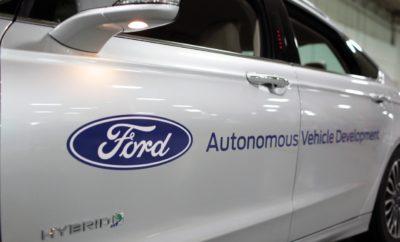 Η Ford 1η στην Εξέλιξη Αυτοματοποιημένων Συστημάτων Οδήγησης Σύμφωνα με Νέα Έκθεση της Navigant Research