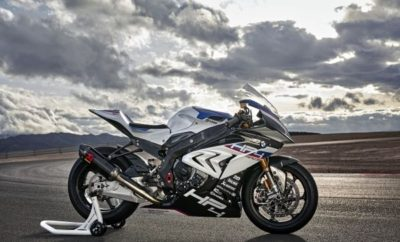 Η νέα BMW HP4 RACE