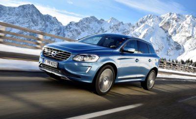 Volvo XC60: ο ηγέτης της κατηγορίας με όφελος έως 7.000 €