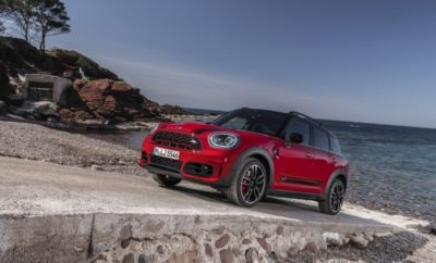 Tο νέο MINI John Cooper Works Countryman.