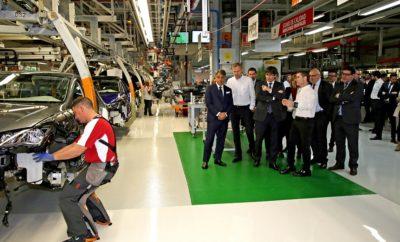 Η SEAT επενδύει 900 εκατομμύρια ευρώ στα νέο Ibiza και Arona