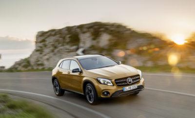 Η νέα Mercedes-Benz GLA - το πιο αγαπημένο compact SUV της ελληνικής αγοράς ήρθε ανανεωμένο – σε όλα τα επίπεδα!