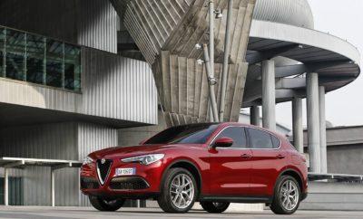 Νέα έκδοση πετρελαίου 150 ίππων για την Alfa Romeo Stelvio