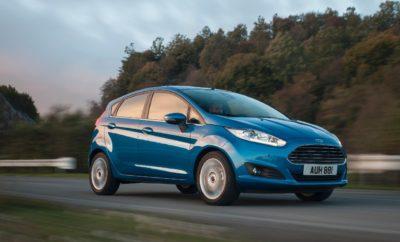 Ford Fiesta - Bestseller στην Ευρώπη το Μάρτιο