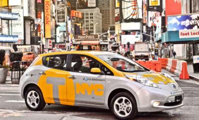 """Η Nissan """"επαναστατεί"""" και στα… ταξί"""