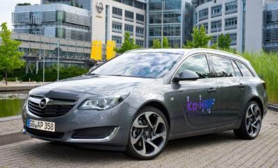Η Opel στο Δρόμο για την Αυτοματοποιημένη Οδήγηση