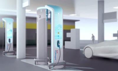 Η θυγατρική του BMW Group, Designworks, συνεργάζεται με τη Shell για τη βελτίωση της εμπειρίας ανεφοδιασμού με υδρογόνο