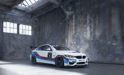 Ο Διευθυντής της BMW Motorsport , Jens Marquardt , μαζί με τον Dirk Adorf ( GER ), ο οποίος είχε ενεργή εμπλοκή στις δοκιμές του αυτοκινήτου ως οδηγός εξέλιξης, έδωσε το έναυσμα για τη φάση πωλήσεων κατά τη διάρκεια αποκλειστικής εκδήλωσης πελατών στο N ü rburgring ( GER ). Η BMW M 4 GT 4, έτοιμη για χρήση χάρη σε ένα ολοκληρωμένο αρχικό πακέτο, θα κοστίζει 169.000 Ευρώ (συν ΦΠΑ). «Ακόμα και μετά από τόσα χρόνια, το λανσάρισμα ενός νέου αυτοκινήτου είναι από τις απόλυτες στιγμές για μένα ως Διευθυντής της BMW Motorsport», δήλωσε ο Jens Marquardt κατά τη διάρκεια της παρουσίασης στο paddock του Nürburgring. «Η έναρξη των πωλήσεων σηματοδοτεί ένα ακόμα ορόσημό μας με τη BMW M4 GT4. Ανυπομονούμε να δούμε το αυτοκίνητο να σημειώνει επιτυχίες στα χέρια των ομάδων πελατών από το 2018. Προσφέρουμε στους πελάτες μας ένα προηγμένο και αξιόπιστο μοντέλο GT4, που ενσωματώνει όλη την τεχνογνωσία της BMW Motorsport, στην ισχυρή βάση μιας BMW M4 Coupé. Η εξέλιξη της BMW M4 GT4 επικεντρώθηκε στη χιλιομετρική κάλυψη, την οικονομία και την ευκολία συντήρησης». Η τεχνολογία παραγωγής συναντά την αγωνιστική καινοτομία. Αυτό εγγυάται η χρήση προηγμένης τεχνολογίας παραγωγής και καινοτομιών της BMW M6 GT3. Ο κινητήρας και το κιβώτιο, συμπεριλαμβανομένων των ηλεκτρονικών ελέγχου, προέρχονται από τη BMW M4 Coupé (κατανάλωση μικτού κύκλου, 8.3 l/100 km, εκπομπές CO2 στο μικτό κύκλο: 194 g/km). Το καπό από ανθρακονήματα προέρχεται από τη BMW M4 GTS (κατανάλωση μικτού κύκλου: 8.5 l/100 km, εκπομπές CO2 στο μικτό κύκλο: 199 g/km). Επιπλέον, η BMW M4 GT4 διαθέτει πόρτες από ανθρακονήματα, εμπρός σπλίτερ και πίσω πτέρυγες αγωνιστικών προδιαγραφών, μαζί με ένα αγωνιστικό σύστημα εξαγωγής. Το κάθισμα, τα φρένα και τα πεντάλ χρησιμοποιούν λύσεις που επίσης περιλαμβάνονται στο κορυφαίο μοντέλο του αγωνιστικού προγράμματος πελατών (customer racing), τη BMW M6 GT3. Η φιλοσοφία εσωτερικού είναι σχεδιασμένη αποκλειστικά για την άνεση του οδηγού, ώστε να μπορεί να είναι αφοσιωμένος στην οδήγηση. Οι μηχα