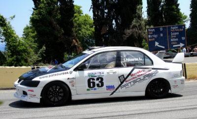 """Το θέαμα και ο έντονος συναγωνισμός ήταν τα κύρια χαρακτηριστικά του αγώνα που πραγματοποιήθηκε στην περιοχή της Κύμης στις 20-21 Μαΐου, αποζημιώνοντας οδηγούς και θεατές. Η Κύμη Ευβοίας φιλοξένησε κατά τη διάρκεια του διημέρου 20-21 Μαΐου, τον 3ο γύρο του Πανελλήνιου Πρωταθλήματος Αναβάσεων και Ιστορικών Αυτοκινήτων, που διοργανώθηκε από το Αθλητικό Σωματείο """"Start Line"""" και είχε για ακόμη μια φορά τη στήριξη της Τοπικής Αυτοδιοίκησης, καθώς τελούσε υπό την Αιγίδα του Δήμου Κύμης-Αλιβερίου."""