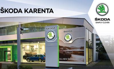 Η Karenta Γιορτάζει τη Νέα Εποχή ŠKODA