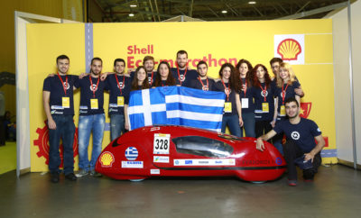Αναχωρούν οι ελληνικές συμμετοχές για τον 33o Μαραθώνιο Οικονομίας της Shell