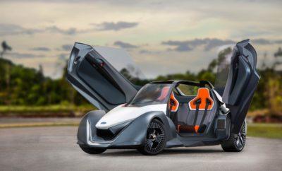 """Η Nissan """"ηλεκτρίζει"""" την ατμόσφαιρα στο Φεστιβάλ Ταχύτητας του Goodwood. Αυτό το Σαββατοκύριακο, η Nissan """"ηλεκτρίζει"""" το φημισμένο Φεστιβάλ Ταχύτητας του Goodwood με το πρωτοποριακό, αμιγώς ηλεκτροκίνητο πρωτότυπο BladeGlider, όπως και με τα τελευταίας γενιάς σπορ μοντέλα της, τα GT-R NISMO και MY17 GT-R. Μετά τους δρόμους του Μονακό, το Goodwood θα αποτελέσει τον επόμενο προορισμό για το BladeGlider, το πρωτότυπο που προβάλλει με τον καλύτερο τρόπο την πιο πρωτοποριακή τεχνολογία μηδενικών εκπομπών ρύπων, αλλά και τον καινοτόμο σχεδιασμό των αυτοκινήτων της Nissan. Προσφέροντας μια ματιά στο μέλλον των σπορ αυτοκινήτων, αυτό το εντυπωσιακό όχημα θα βρεθεί στο Hillwood του Goodwood κατά τις τρεις πρώτες ημέρες της εκδήλωσης του συναρπαστικού Φεστιβάλ, όπου και αναμένεται να συναρπάσει τους επισκέπτες. Την τελευταία ημέρα του Φεστιβάλ, το BladeGlider θα κυκλοφορήσει στην πίστα του Goodwood, προσφέροντας τη δυνατότητα σε επιλεγμένους εκπροσώπους του Τύπου να απολαύσουν μια διαδρομή μαζί του. Το πρωτότυπο Nissan BladeGlider με την μέγιστη ταχύτητα των 190 χλμ/ώρα, το οποίο φτάνει τα 100 χλμ/ώρα σε λιγότερο από πέντε δευτερόλεπτα, δημιουργήθηκε για να αμφισβητήσει τη συμβατική σκέψη για το πως ένα αμιγώς ηλεκτροκίνητο σπορ αυτοκίνητο θα μπορούσε να είναι στο μέλλον. Με έμφαση στη διασκέδαση και τον ενθουσιασμό που προσφέρει ένα αμιγώς ηλεκτροκίνητο όχημα, το συγκεκριμένο πρωτότυπο αποτελεί μέρος του οράματος της Ευφυούς Κινητικότητας της Nissan, για το πώς τα αυτοκίνητα πρέπει να οδηγούνται, τροφοδοτούνται, αλλά και να ενσωματωθούν στην κοινωνία. Εκτός από το BladeGlider, τόσο το GT-R NISMO, όσο και το MY17 GT-R θα βρίσκονται εκεί, με το τελευταίο να συμμετέχει την Κυριακή στη διαδρομή μέχρι το Hill, αποδεικνύοντας για μια ακόμα φορά γιατί είναι ένα από τα πιο πολυπόθητα supercars του πλανήτη !"""