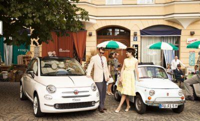 """Στο Μόναχο η περιοδεία του πάντα νέου Fiat 500 Μετά την Ιταλία και τη Γαλλία, το """"500 Forever Young Tour"""" φτάνει στη Γερμανία για τον εορτασμό της 60ής επετείου του Fiat 500. Συνεχίζεται η περιοδεία του Fiat 500 στις ομορφότερες πλατείες της Ευρώπης στο πλαίσιο των εορτασμών των 60ών γενεθλίων του ιστορικού μοντέλου. Τρίτος σταθμός του """"500 Forever Young Tour"""", μετά την Ιταλία και τη Γαλλία, η Γερμανία, και συγκεκριμένα η πλατεία Wiener του κοσμοπολίτικου Μονάχου. Η πλατεία αυτή είναι μία από τις διασημότερες της Βαυαρικής πόλης, χάρη στην αγορά της - η μικρότερη στο Μόναχο - και στη φημισμένη ταβέρνα Hofbräuhaus. Για τον εορτασμό της 60ής επετείου του 500, η Fiat μετέτρεψε την πλατεία σε ένα μικρό πλατό που ταξίδεψε τους περαστικούς στη δεκαετία του '60. Ηθοποιοί ντυμένοι με κοστούμια εποχής και pop-up stores με vintage αισθητική, όπως ένα ανθοπωλείο, ένα café εποχής και ένα μανάβικο με παραδοσιακά ιταλικά προϊόντα, ήταν μερικά μόνο από τα δρώμενα που απόλαυσε το κοινό στην πλατεία Wiener. Πρωταγωνιστής στο ιδιαίτερο αυτό concept ήταν η νέα ειδική έκδοση 500-60th, κατασκευασμένη ειδικά για τη φετινή επέτειο του μοντέλου. Το μοντέλο θα είναι ξανά πρωταγωνιστής στον επόμενο σταθμό της περιοδείας """"500 Forever Young Tour"""", όπου θα επισκεφτεί μια ακόμα γνωστή ευρωπαϊκή πλατεία την ημέρα των γενεθλίων της, στις 4 Ιουλίου. Τα πάντα είναι έτοιμα για τον εορτασμό των 60ών γενεθλίων αυτού του πραγματικού παγκόσμιου εμβλήματος, που έχει επηρεάσει τη μόδα, την κοινωνία και τις παραδόσεις από το 1957 μέχρι σήμερα."""
