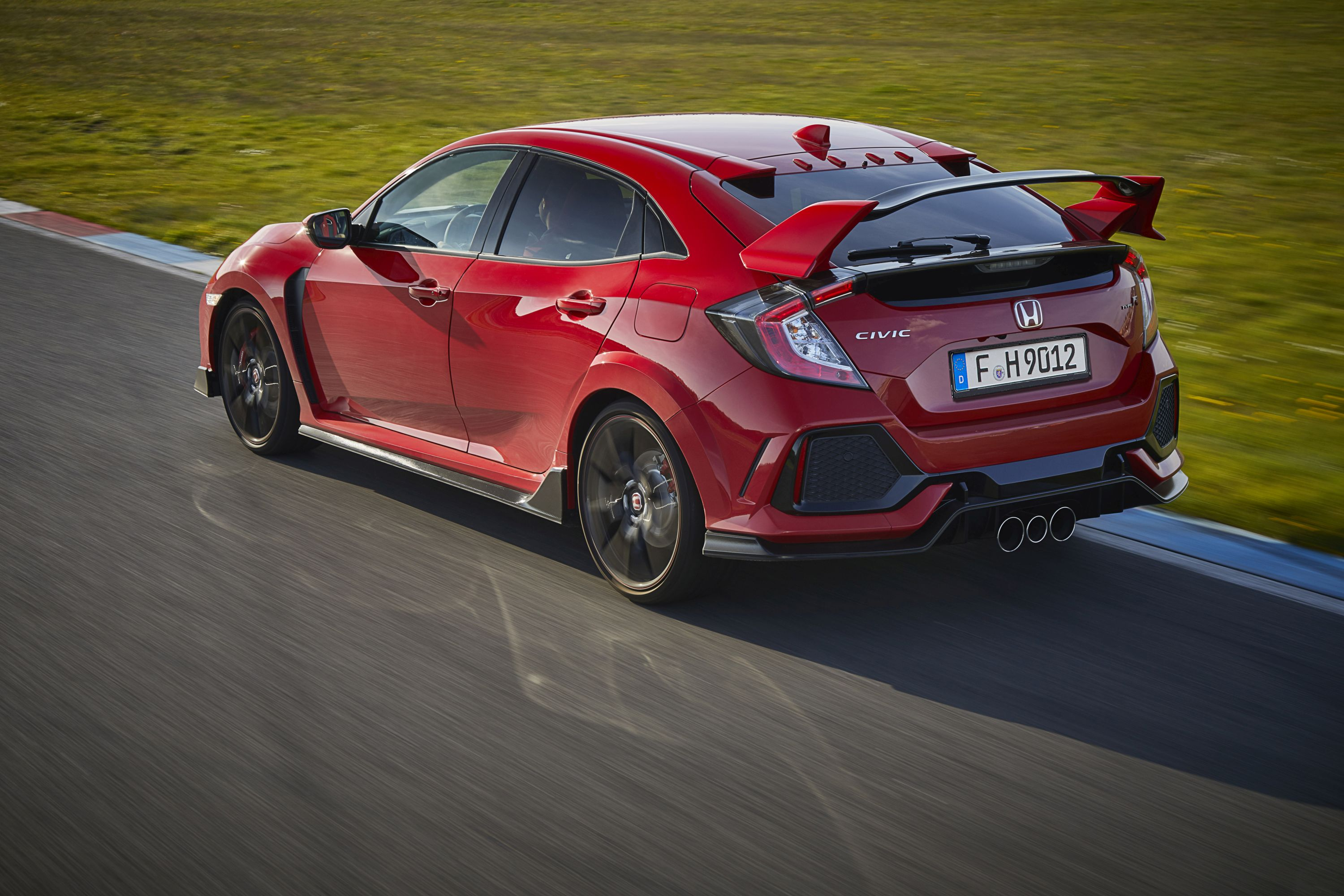 Το νέο Honda Civic Type R