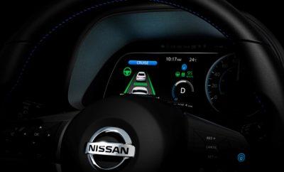 """Νέο Nissan LEAF : φανταστείτε πως μαζί του θα είστε πάντοτε στον σωστό δρόμο… Το νέο, αμιγώς ηλεκτροκίνητο #Nissan #LEAF, θα διαθέτει την τελευταία λέξη της τεχνολογίας, χάρη στο ProPILOT, που θα του επιτρέπει την αυτόνομη λειτουργία του σε μια λωρίδα ενός αυτοκινητόδρομου. Η τεχνολογία αυτή που λειτουργεί με το πάτημα ενός κουμπιού, θα ελέγχει το τιμόνι, την επιτάχυνση και το φρενάρισμα, σε μια λωρίδα κυκλοφορίας στην εθνική οδό, αλλάζοντας ριζικά τον τρόπο που οδηγούμε τόσο σε συνθήκες βεβαρημένης κυκλοφορίας όσο και κατά τη διάρκεια μεγάλων ταξιδιών. Τα επόμενα χρόνια, η τεχνολογία ProPILOT της Nissan θα προσφέρει αυξανόμενα επίπεδα αυτονομίας, με το σύστημα τελικά να μπορεί να """"περιηγηθεί"""" ακόμα και στις διασταυρώσεις των πόλεων. Με απώτερο σκοπό να καταστεί η οδήγηση ασφαλέστερη και πιο ευχάριστη, η ανάπτυξη της τεχνολογίας ProPILOT αποτελεί μέρος του Nissan Intelligent Mobility, του οράματος της Nissan για τον τρόπο με τον οποίο τα αυτοκίνητα θα οδηγούνται, κινούνται αλλά και θα ενσωματώνονται στην κοινωνία. Ο Gareth Dunsmore, Διευθυντής Ηλεκτροκίνητων Οχημάτων της Nissan Europe, δήλωσε: """"To νέο Nissan LEAF, θα αποτελέσει την απόλυτη ενσάρκωση του Nissan Intelligent Mobility, όντας το πιο εξελιγμένο και προσιτό αμιγώς ηλεκτροκίνητο όχημα (EV) στην αγορά σήμερα. Με την προσθήκη της πρωτοποριακής τεχνολογίας ProPILOT στο νέο Nissan LEAF, θα αναδειχτούν τα ανεκτίμητα οφέλη των EVs, διαμορφώνοντας ένα αστικό περιβάλλον με λιγότερη συμφόρηση και καθαρότερες πόλεις για τις επόμενες γενιές"""". Το νέο Nissan LEAF με το ProPILOT, έρχεται σύντομα. Για τις πιο πρόσφατες πληροφορίες και σχετικές ενημερώσεις, ακολουθήστε τo #ElectrifytheWorld. Μια πρώτη """"γεύση"""" από το ηλεκτροκίνητο μέλλον που μας επιφυλάσσει η Nissan μπορείτε να πάρετε στο https://youtu.be/3hwU-A9Q_PY"""