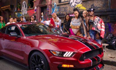 Η Ford Mustang είναι το Τέλειο Αυτοκίνητο για το Νέο Video Clip τωνLittle Mix