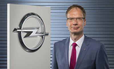 Ο Michael Lohscheller Διορίζεται Νέος CEO της Opel