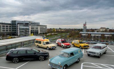 Μοντέλα Opel Wagon & Cabrio Πρωταγωνιστούν στο Ράλι Κλασικών Αυτοκινήτων Hessen-Thüringen