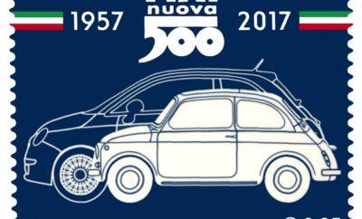 """To Fiat 500 σε αναμνηστικό γραμματόσημο Για να γιορτάσει τα 60 χρόνια του Fiat 500, η Fiat παρουσιάζει ένα ιδιαίτερο γραμματόσημο αφιερωμένο στο διαχρονικό ιταλικό μοντέλο. Σε ειδική εκδήλωση που πραγματοποιήθηκε στις εγκαταστήσεις της εταιρείας στο Mirafiori, στο Τορίνο, εκεί όπου κατασκευάστηκε το Fiat 500 το 1957, παραβρέθηκαν ο Ιταλός Αναπληρωτής Υπουργός Οικονομικών, κ. Ivan Scalfarotto, εκπρόσωποι των ιταλικών ταχυδρομείων και του εθνικού τυπογραφείου και νομισματοκοπείου, καθώς και κορυφαία στελέχη της εταιρείας, κ.κ. Alfredo Altavilla, COO στην περιοχή EMEA και Olivier François, Επικεφαλής της Fiat και CMO του ομίλου FCA. Το συλλεκτικό αυτό αντικείμενο έχει εκτυπωθεί σε 1 εκατομμύριο αντίτυπα και πωλείται από σήμερα στην τιμή του 0,95€, αφιερωμένο στο μοντέλο που έγραψε ιστορία στην παγκόσμια αυτοκινητιστική βιομηχανία. Το γραμματόσημο του Fiat 500 απεικονίζει την άμεσα αναγνωρίσιμη σιλουέτα του κλασικού Fiat 500, καθώς και του σύγχρονου και εξίσου δημοφιλούς νέου Fiat 500. Ταυτόχρονα στο πάνω άκρο του, μπλε σε χρώμα, γραμματόσημου αναδεικνύονται οι ημερομηνίες 1957-2017 και οι λέξεις """"Fiat Nuova 500"""" στην ίδια γραμματοσειρά που είχε χρησιμοποιηθεί στα διαφημιστικά φυλλάδια το 1957. Πρόκειται για ένα πραγματικό έργο τέχνης σε μινιατούρα, το οποίο αποτίει φόρο τιμής σε ένα μεγάλο όνειρο που έγινε πραγματικότητα, στο όνειρο της προσιτής μετακίνησης και της ελευθερίας. Το 500 αποτελεί ένα θαύμα του ιταλικού σχεδιασμού, αλλά πάνω από όλα, είναι το αυτοκίνητο που βελτίωσε τη ζωή εκατομμυρίων ανθρώπων. Το δημοφιλές μοντέλο έχει συνδεθεί με την οικονομική ανάκαμψη στην Ιταλία, χάρη στο οποίο η βιομηχανία αυτοκινήτων στη γείτονα χώρα γνώρισε μεγάλη ανάπτυξη. Σήμερα, το 80% των Fiat 500 πωλούνται εκτός Ιταλίας, αποτελώντας παράλληλα ένα κορυφαίο μοντέλο στην Ευρώπη. Η Fiat επέλεξε αυτόν τον ξεχωριστό τρόπο για να γιορτάσει τα γενέθλια του Fiat 500, το οποίο στα 60 χρόνια ζωής έχει μεταμορφωθεί σε πραγματικό σύμβολο χάρη στη λειτουργικότητα, το πρωτοποριακό σχήμα και """