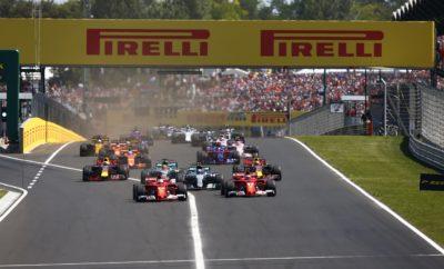 """Οι Ferrari έκαναν το 1-2 στο Ουγγρικό Grand Prix με το Sebastian Vettel να τερματίζει πρώτος. Η Pirelli ήταν χορηγός ονόματος στον αγώνα όπου σχεδόν όλοι οι οδηγοί υιοθέτησαν στρατηγική μιας αλλαγής ελαστικών πολύ μαλακής/μαλακής γόμας (supersoft/soft). Οι θερμοκρασίες οδοστρώματος στο σύνολό τους ξεπέρασαν ξανά τους 50 βαθμούς Κελσίου όμως η φθορά των ελαστικών και η πτώση στην απόδοση λόγω θερμικής καταπόνησης ήταν περιορισμένες στο πρώτο μέρος του αγώνα. Μειώθηκαν δε ακόμη περισσότερο από την παρουσία του αυτοκινήτου ασφαλείας για 4 γύρους, αμέσως μετά την εκκίνηση. Αυτό βοήθησε τους περισσότερους ανταγωνιστές να κατευθυνθούν τελικά προς τη στρατηγική της μιας αλλαγής. Όλοι οι οδηγοί εκκίνησαν με την πολύ μαλακή γόμα η οποία ήταν σχεδόν ένα δευτερόλεπτο ταχύτερη από τη μαλακή γόμα. Οι μόνοι οδηγοί που εκκίνησαν με τη μαλακή γόμα ήταν ο Daniil Kvyat με την Toro Rosso και ο αντικαταστάτης οδηγός της Williams, Paul Di Resta. Ο ταχύτερος γύρος σημειώθηκε από το Fernando Alonso με McLaren και ήταν σχεδόν 3 δευτερόλεπτα πιο γρήγορος από την αντίστοιχη περσινή επίδοση. Τώρα οι ομάδες της Formula 1 παραμένουν στη Βουδαπέστη για το δεύτερο τεστ μέσα στη σεζόν στο οποίο θα συμμετέχουν και αρκετοί νέοι οδηγοί. Κατά τη διάρκεια του τεστ η Mercedes θα αφιερώσει μια μέρα για να πραγματοποιήσει δοκιμές ελαστικών του 2018 για λογαριασμό της Pirelli. Στη Mercedes δε θα γνωρίζουν ποιο τύπο ελαστικών δοκιμάζουν. MARIO ISOLA - ΕΠΙΚΕΦΑΛΗΣ ΑΓΩΝΩΝ ΑΥΤΟΚΙΝΗΤΟΥ """"Σπουδαία απόδοση από τη Ferrari. Είδαμε άψογη διαχείριση των ελαστικών στις πολύ ζεστές συνθήκες απ' όλους τους πρωταγωνιστές. Εν τέλει και λόγω της εμφάνισης του αυτοκινήτου ασφαλείας στην αρχή αλλά και των δυσκολιών στο προσπέρασμα όλοι οι οδηγοί ακολούθησαν στρατηγική μιας αλλαγής. Πριν την καλοκαιρινή ανάπαυλα έχουμε το δεύτερο τεστ εντός της σεζόν όπου η Mercedes αύριο Τρίτη θα κάνει δοκιμές στα ελαστικά του 2018"""". ΚΑΛΥΤΕΡΟΙ ΧΡΟΝΟΙ ΑΝΑ ΓΟΜΑ - Alonso 1m20.182s Kvyat 1m21.631s - Raikkonen 1m20.461s Ericsson 1m21.752s - Verstap"""