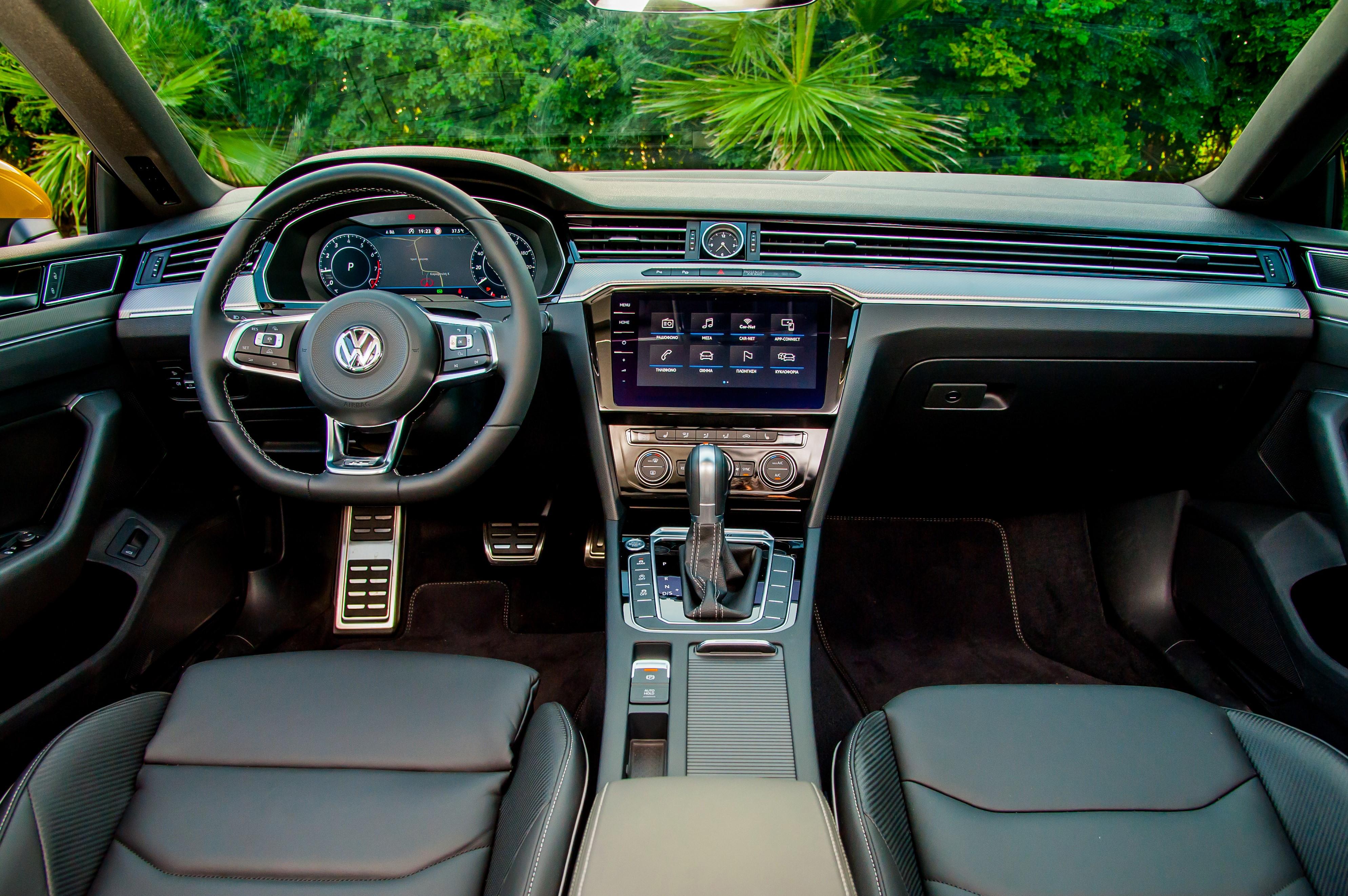 Το νέο Volkswagen Arteon. Ένα Avant Garde Gran Turismo