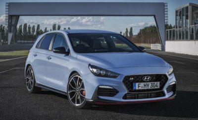 """Hyundai i30 """"N"""" Εκπληκτική οδηγική απόλαυση για όλους! • Το i30 N σηματοδοτεί μια νέα εποχή για τη Hyundai Motor - εισάγοντας το πρώτο μοντέλο υψηλών επιδόσεων της σειρά N, κατασκευασμένο για να προσφέρει εκπληκτική οδηγική απόλαυση για όλους • Η σειρά N γεννήθηκε στο Namyang της N. Κορέας και ολοκληρώθηκε στη πίστα Nürburgring. Το 'N' (που εμπνέεται από το σχήμα ενός σικέιν αγωνιστικού περάσματος) αντιπροσωπεύει την ουσία της εξέλιξης των αυτοκινήτων υψηλών επιδόσεων της Hyundai Motor. Το Νέο Hyundai i30 """"N"""" δημιουργήθηκε με την οδηγική συγκίνηση στο επίκεντρο. Γνώμονας δεν ήταν οι τις επιδόσεις σε RPM (Rounds Per Minute - στροφές ανά λεπτό) αλλά σε BPM (driver heart-Beats Per Minute, ήτοι… παλμοί καρδιάς ανά λεπτό). Σε αυτό συντελούν όλα όσα χαρακτηρίζουν το εκρηκτικό νέο μοντέλο: • Υψηλή ισχύς: ο 4-κύλινδρος T-GDI turbo κινητήρας 2.0-λίτρων προσφέρει μέχρι 275 PS και ροπή 353 Nm με υψηλή απόκριση και γραμμική ισχύ εξόδου • Τεχνολογικά χαρακτηριστικά υψηλών επιδόσεων: Electronic Limited Slip Differential, Electronic Controlled Suspension, Rev Matching, Launch Control, ελαστικά High-Performance, lap timer και άλλα. • Υψηλό επίπεδο προσαρμογής: πέντε διαφορετικές λειτουργίες οδήγησης, συμπεριλαμβανομένων των λειτουργιών N και N Custom, προσφέρουν ποικιλία διαφορετικών διαμορφώσεων, από την άνετη καθημερινή μετακίνηση μέχρι τον καθαρόαιμο προσανατολισμό σε αγωνιστικές επιδόσεις. • Ήχος που κτίζει το συναίσθημα και την αδρεναλίνη, χάρη σε ένα μεταβλητό σύστημα βαλβίδων εξαγωγής • Πραγματικός σχεδιασμός επιδόσεων : επιθετικοί εμπρός και πίσω προφυλακτήρες με μεγαλύτερους αεραγωγούς και κόκκινη χαρακτηριστική γραμμή, αεροδυναμική πίσω αεροτομή με τριγωνικό φως πέδησης, εξάτμιση διπλού σιγαστήρα, ζάντες 18 και 19 ιντσών, σπορ καθίσματα, και το χαρακτηριστικό γαλάζιο εξωτερικό χρώμα εμπνευσμένο από την Hyundai Motorsport"""