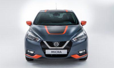 """Τα πακέτα εξατομίκευσης του νέου Nissan MICRA κάνουν… θραύση ! Με βάση τα στοιχεία από το δίκτυο πωλήσεων της Nissan, η ζήτηση για τα πακέτα εξατομίκευσης του νέου MICRA, είναι υψηλότερη από την αναμενόμενη, με έναν στους τέσσερις νέους ιδιοκτήτες να επιλέγει την ενίσχυση του εκφραστικού σχεδιασμού του μοντέλου, με επιπλέον στοιχεία στο εσωτερικό αλλά και στο εξωτερικό του. Η είδηση αυτή έρχεται, καθώς η Nissan αποκαλύπτει ένα νέο βίντεο που δείχνει τη """"χειροποίητη"""" φύση της προσθήκης των εξωτερικών εξαρτημάτων εξατομίκευσης στο ολοκαίνουργιο MICRA. Με προσοχή στην λεπτομέρεια, τα πακέτα εξατομίκευσης της Nissan, εξασφαλίζουν υψηλής ποιότητας αποτέλεσμα για τον ιδιοκτήτη του νέου MICRA. Από την έρευνα πελατών μεταξύ των πρώτων αγοραστών του νέου MICRA, προκύπτει ότι το 60% εξ αυτών, προσελκύεται από το δυναμικό και εκφραστικό στυλ του αυτοκινήτου. Αυτός είναι και ο πρωταρχικός λόγος αγοράς για το νέο MICRA. Στο κομμάτι της εξατομίκευσης, η Nissan έχει θέσει τον πήχη πολύ ψηλά, με περισσότερους από 100 συνδυασμούς, τόσο για το εξωτερικό όσο και για το εσωτερικό του νέου MICRA και με μια μεγάλη ποικιλία μοναδικών χρωμάτων. Περίπου το 22% των πελατών επιλέγουν να προσωποποιήσουν το εξωτερικό του MICRA, με ειδικά εξαρτήματα που περιλαμβάνουν ένθετα για τους προφυλακτήρες, πλαϊνά διακοσμητικά, ζάντες αλουμινίου 17 ιντσών, διακοσμητικά καπάκια καθρεπτών και αυτοκόλλητα υψηλής ποιότητας που τοποθετούνται στο καπό και στην οροφή. Σε ότι αφορά την εξατομίκευση στο εσωτερικό του νέου MICRA, αυτή είναι ακόμα πιο δημοφιλής με το 27% των ιδιοκτητών να επιλέγουν τα σχετικά πακέτα. Παρακολουθήστε το video με τις επιλογές εξατομίκευσης του νέου MICRA στο https://youtu.be/qKPrTc7WbCM"""