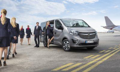 Νέα Opel Vivaro Tourer και Combi+