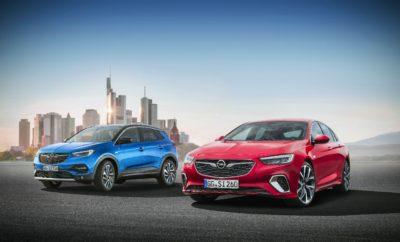 Οι Παγκόσμιες Πρεμιέρες της Opel