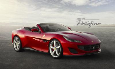 η California T θα αντικατασταθεί από την Portofino, που θα παρουσιαστεί επίσημα στη Φρανκφούρτη το Σεπτέμβριο. Αυτή που παραμένει είναι η μεταλλική αναδιπλούμενη οροφή, καθώς και ο turbo V8 των 3.900 κυβικών που όμως έχει αυξήσει την απόδοσή του κατά 40 ίππους, φτάνοντας συνολικά τους 590. Οι οποίοι επα;ρκούν για ένα 0-100 σε 3,5 δεύτερα… Η επωνυμία της προέρχεται από το γνωστό χωριό της γειτονικής χώρας, ενώ οι Ιταλοί κάνουν λόγο και για μείωση του βάρους σε σχέση με την California.