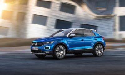 Ready Τo Roc! - Παγκόσμια πρεμιέρα για το Νέο Volkswagen T-Roc» • Το ολοκαίνουργιο SUV της Volkswagen, με συναρπαστικά εκφραστικό στιλ, κουπέ σχεδιασμό και δυναμικές αναλογίες • Προηγμένη τεχνολογία, ευρεία γκάμα συστημάτων υποβοήθησης του οδηγού, τελευταίας γενιάς σύστημα πολυμέσων με πλήρη συνδεσιμότητα • Διχρωμία αμαξώματος και πολλές επιλογές εξατομίκευσης • Δυναμικά οδηγικά χαρακτηριστικά, ισχυροί κινητήρες και τετρακίνηση 4Motion Στο πλαίσιο του μεγαλύτερου λανσαρίσματος νέων μοντέλων στην ιστορία της μάρκας, η Volkswagen εμπλουτίζει τη γκάμα της με ένα νέο crossover στην κατηγορία των compact SUV: το T-Roc που ξεχωρίζει από τις μέγιστες δυνατότητες εξατομίκευσης, την προηγμένη του τεχνολογία, την πλήρη συνδεσιμότητα, τους αποδοτικούς κινητήρες και πάνω από όλα την φρέσκια, απόλυτα εκφραστική του σχεδίαση. Ένα αυτοκίνητο που είναι ιδανικό τόσο για την κίνηση στην πόλη όσο και σε δύσβατα εδάφη! Ο Dr Herbert Diess, Πρόεδρος του Διοικητικού Συμβουλίου της Volkswagen, δήλωσε στην διάρκεια της παγκόσμιας πρεμιέρας του μοντέλου στην Ιταλία: «Το T-Roc θέτει νέα δεδομένα στην ταχέως αναπτυσσόμενη κατηγορία των SUV. Χάρη στην λειτουργικότητα, την δυναμική συμπεριφορά και την τεχνολογία του, το T-Roc διαθέτει όλες τις αρετές της Volkswagen. Θέτει μία νέα εποχή στην SUV παρουσία μας». Ειδικοί εκτιμούν πως μέσα στην επόμενη δεκαετία η ταχεία αναπτυσσόμενη κατηγορία των compact SUV θα έχει σχεδόν διπλασιαστεί σε μέγεθος. Για αυτό το λόγο η Volkswagen εισάγει ένα νέο μοντέλο που τοποθετείται κάτω από το Tiguan και που απευθύνεται σε κάθε ηλικία. Με μυώδη εμφάνιση, δυναμικές, σπορτίφ αναλογίες και εξαιρετική λειτουργικότητα στο εσωτερικό, το T-Roc εκφράζει το νέο συναρπαστικό στιλ της Volkswagen που χαρακτηρίζει τη νέα προϊοντική γκάμα. Με κίνηση στους εμπρός ή στους τέσσερις τροχούς, το T-Roc ξεχωρίζει από μια ευρεία γκάμα χρωματικών συνδυασμών. Μάλιστα είναι το πρώτο SUV της Volkswagen που θα είναι διαθέσιμο σε διχρωμία, με την οροφή, τις εμπρός κολόνες και τους εξωτερικού