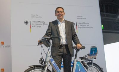 Ford of Germany and Deutsche Bahn Connect Collaborate on German Bike Sha.....