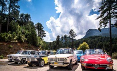 2ο Rally Regularity Σικυωνίων: Με 51 συμμετοχές
