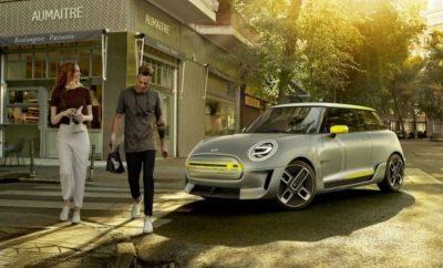 Η MINI στην Έκθεση Αυτοκινήτου της Φρανκφούρτης