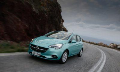 Το Opel Corsa, πάντα στο επίκεντρο του ενδιαφέροντος των καταναλωτών, αναπτύσσει την προσφερόμενη γκάμα του με μια άκρως ενδιαφέρουσα έκδοση και σε τιμή έκπληξη! Πρόκειται για την 5-θυρη έκδοση Εnjoy με βενζινοκινητήρα 1.2 λίτρων, η οποία από 11.800, προσφέρεται τώρα στα 10.270 ευρώ. Η έκδοση Εnjoy, προσφέρεται με πλούσιο εξοπλισμό ασφάλειας και άνεσης, χαρακτηριστικό της μάρκας Opel. «Το Corsa με την έκδοση Enjoy 1.2 στα 10.270 ευρώ σίγουρα αποτελεί την πλέον ελκυστική πρόταση αυτή τη στιγμή για τους υποψήφιους αγοραστές που θα ήθελαν ένα αυτοκίνητο της κατηγορίας Β (μικρών) αλλά σε τιμή κατηγορίας Α (μίνι), χωρίς όμως καμία θυσία σε άνεση, ασφάλεια και εξοπλισμό» δηλώνει ο Διευθυντής Πωλήσεων της Opel Ελλάς, Κος. Λεωνίδας Μισαλάκης. Η προσφορά ισχύει για περιορισμένο αριθμό αυτοκινήτων και μέχρι εξαντλήσεως του αποθέματος.