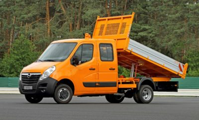 Opel Combo, Vivaro & Movano: Προσαρμόζονται για Κάθε Χρήση 28.09.2017