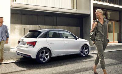 Η Kosmocar – Audi, πάντα κοντά στο κοινό με πρωτοποριακές λύσεις απόκτησης αυτοκινήτου, ξεχωρίζει με δύο μοναδικά νέα που θα χαροποιήσουν τους λάτρεις της μάρκας. Audi A1 Το αγαπημένο compact Audi, η έκφραση του σύγχρονου τρόπου ζωής, έρχεται δυναμικά και προσφέρει περισσότερα από ποτέ. Μοντέρνο, συναρπαστικό, δυναμικό, με πολυάριθμες δυνατότητες εξατομίκευσης, προηγμένη τεχνολογία και πάνω από όλα Audi, είναι πλέον διαθέσιμο από €15.990. Ισχύει για νέες παραγγελίες A1 & A1 Sportback 1.0 TFSI έως 31/10/2017 και για περιορισμένο αριθμό αυτοκινήτων. Audi Q3 Το κορυφαίο SUV της κατηγορίας εντυπωσιάζει με τη δυναμική του σχεδίαση, το υψηλό επίπεδο εργονομίας, την πολυτέλεια και την άριστη ποιότητα υλικών, προσφέροντας μοναδική οδηγική απόλαυση. Για αυτούς που θέλουν πάντα κάτι παραπάνω, που δίνουν προσοχή ακόμα και στην τελευταία λεπτομέρεια, τώρα διαθέσιμο με €26.990 και δωρεάν Navigation. Ισχύει για νέες παραγγελίες Q3 1.4 TFSI (125hp) έως 31/10/2017 και για περιορισμένο αριθμό αυτοκινήτων.