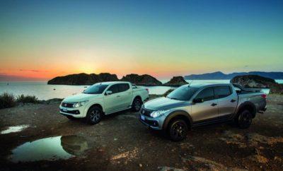 """Fiat Fullback Cross, η lifestyle πλευρά του pickup Στην Ελλάδα από 30.390€ Το Fullback Cross, η κορυφαία έκδοση στη γκάμα του pickup της Fiat, συγκεντρώνει όλα τα απαραίτητα χαρακτηριστικά, τα οποία καλύπτουν τις συνεχώς αυξανόμενες ανάγκες για τέτοιου είδους οχήματα. Διακρίνεται για την ανθεκτικότητα, την ευελιξία και την κορυφαία για την κατηγορία άνεση, ενώ η συγκεκριμένη έκδοση είναι ενισχυμένη με πιο έντονα εξωτερικά χαρακτηριστικά στοιχεία. Διαθέτοντας παράλληλα ένα εντυπωσιακό lifestyle προφίλ, το νέο μοντέλο της Fiat είναι ένα εξαιρετικά λειτουργικό pickup, το οποίο προσφέρεται για καθημερινές μετακινήσεις, αλλά και διάφορες αποδράσεις εκτός πόλης. Συγκεκριμένα, το νέο Fullback Cross διαθέτει αποκλειστικές στιλιστικές λεπτομέρειες, που υποδηλώνουν δυναμισμό, όπως η μαύρη αεροδυναμική σπορ μπάρα, η οποία υπογραμμίζει το προφίλ του μοντέλου και αναδεικνύει την ακόμα πιο κομψή σιλουέτα του. Η επιθετική και σπορ όψη του μοντέλου ενισχύεται περαιτέρω χάρη στη μαύρη ματ απόχρωση που εντοπίζεται σε διάφορα σημεία του αυτοκινήτου όπως στην εμπρός γρίλια, τους καθρέφτες, τις λαβές των θυρών, τους θόλους τροχών και τις ζάντες 17 ιντσών, ενώ με μαύρο χρώμα είναι βαμμένα και τα ιδιαίτερης σχεδίασης πλαϊνά σκαλοπάτια. Το άμεσα αναγνωρίσιμο Fullback Cross συνοδεύεται από πλούσιο βασικό εξοπλισμό, που περιλαμβάνει μεταξύ άλλων προβολείς Bi-Xenon, φώτα ημέρας LED, αυτόματο διζωνικό κλιματισμό, cruise control, δερμάτινα καθίσματα και δερμάτινο τιμόνι. Τα εμπρός καθίσματα είναι θερμαινόμενα, ενώ το κάθισμα του οδηγού ρυθμίζεται ηλεκτρικά. Προαιρετικά διατίθεται το πακέτο Techno, που περιλαμβάνει σύστημα πλοήγησης με οθόνη αφής 7"""", ραδιόφωνο DAB, CD/MP3 player, Bluetooth και θύρα USB, καθώς και λειτουργία κλειδώματος πίσω διαφορικού. Τέλος, για την ασφάλεια των επιβατών φροντίζουν οι επτά αερόσακοι (συμπεριλαμβανομένου και του αερόσακου για τα γόνατα του οδηγού), το ηλεκτρονικό πρόγραμμα ευστάθειας (ESC), το σύστημα ευστάθειας ρυμουλκούμενου TSA (για μεγαλύτερη σταθερότητα κατ"""