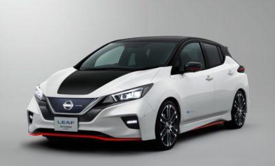 """Με την παρουσίαση δύο νέων πρωτότυπων μοντέλων και ανακοινώνοντας την είσοδό της στην Formula E, η Nissan Motor Co., Ltd. διευρύνει τον ηγετικό ρόλο της, στην επανάσταση της ηλεκτροκίνησης. Ακολουθώντας την παγκόσμια πρεμιέρα του νέου Nissan LEAF τον περασμένο Σεπτέμβριο και την αποκάλυψη του νέου """"ηλεκτρικού οικοσυστήματος"""" στην πρόσφατη εκδήλωση Nissan Futures 3.0, ο Ιαπωνικός κατασκευαστής αυτοκινήτων παρουσιάζει δύο πρωτότυπα ηλεκτροκίνητα οχήματα στο φετινό Σαλόνι Αυτοκινήτου του Τόκιο, σηματοδοτώντας την πρόθεσή της Nissan να διατηρήσει την ηγετική της θέση στον τομέα της ηλεκτροκίνησης , αλλά και να επιτύχει την εταιρική υπόσχεσή της για καινοτομία που ενθουσιάζει (Innovation that excites). Τα δύο πρωτότυπα αφορούν το νέο Nissan IMx, ένα αμιγώς ηλεκτροκίνητο Crossover και το νέο Nissan LEAF NISMO. Αμφότερα δείχνουν στο κοινό τον τρόπο με τον οποίο η Nissan αντιλαμβάνεται το παρόν και το μέλλον, μέσα από καινοτομίες που """"ευθυγραμμίζονται"""" με το όραμα Nissan Intelligent Mobility. Παράλληλα, η Nissan επιβεβαιώνει τη συμμετοχή της στους αγώνες της Formula E για τη σεζόν 2018 -2019, υπογραμμίζοντας με τον καλύτερο τρόπο τη δέσμευσή της για να κάνει την ηλεκτροκίνηση, πραγματικά συναρπαστική ! Το μηδενικών ρύπων πρωτότυπο crossover Nissan IMx, προσφέρει εξαιρετική οδηγική απόλαυση με απρόσκοπτη κοινωνική ενσωμάτωση. Το εντυπωσιακού σχεδιασμού Nissan IMx, είναι ένα ολοκαίνουργιο πρωτότυπο crossover 4 θέσεων, που προσφέρει πλήρως αυτόνομη λειτουργία και εμβέλεια οδήγησης άνω των 600 χιλιομέτρων (Japan JC08). Αυτό το concept χρησιμοποιεί την ολοκαίνουργια και αποκλειστική πλατφόρμα ηλεκτροκίνητων οχημάτων της Nissan, συνδυάζοντας μονάδες ισχύος δύο κινητήρων, οι οποίες παρέχουν απόδοση 320kWh και την απίστευτη ροπή των 700nm. Η πλατφόρμα επιτρέπει στο πάτωμα να είναι εντελώς επίπεδο, με αποτέλεσμα η καμπίνα να έχει καμπυλωτή διαμόρφωση, προσφέροντας παράλληλα βελτιωμένη δυναμική στην οδήγηση. Με ένα χαμηλό κέντρο βάρους, το πλαίσιο προσφέρει άκρως ευέλικτο χειρισμό, γ"""