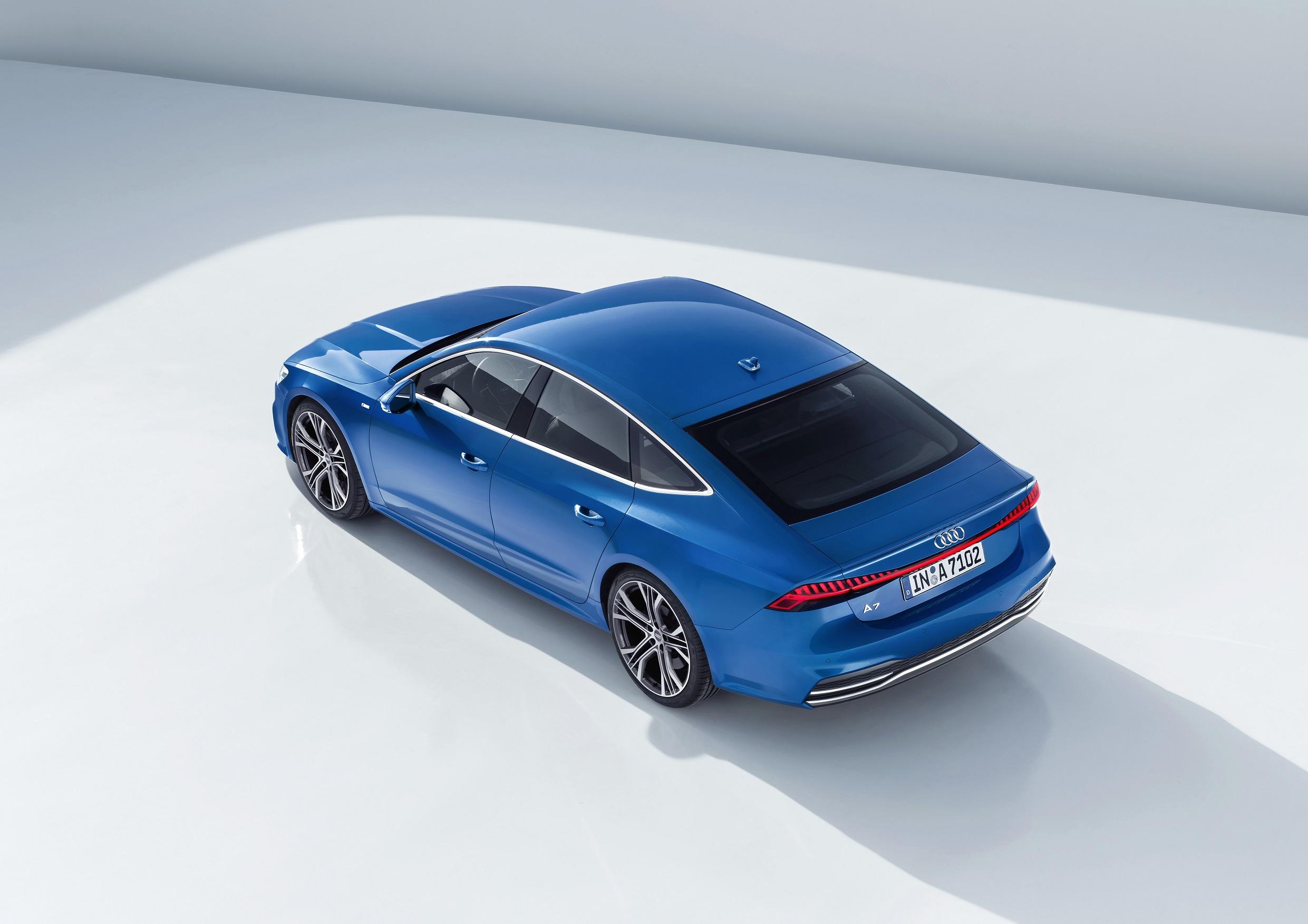 Νέο Audi A7 – το Gran Turismo της σύγχρονης εποχής»