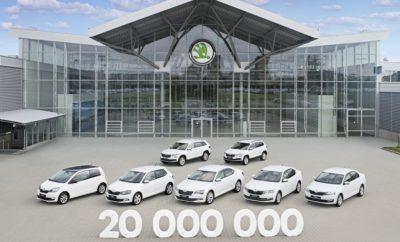"""Η ŠKODA AUTO σπάει το φράγμα των 20 εκατομμυρίων αυτοκινήτων» • Ξεκίνησε η γραμμή παραγωγής στο εργοστάσιο Kvasiny για το αυτοκίνητο ορόσημο ŠKODA KAROQ, • Το 1905, η παραγωγή αυτοκινήτων ξεκίνησε στο Mlada Boleslav με το Laurin & Klement Voiturette • Το νέο ŠKODA KAROQ θα λανσαριστεί στις αγορές στα τέλη Οκτωβρίου 2017. Στην Ελλάδα αναμένεται στις αρχές του 2018. Στο εργοστάσιο της ŠKODA AUTO Kvasiny, το 20ό εκατομμυριοστό αυτοκίνητο της εταιρείας κύλισε από τη γραμμή παραγωγής. Το αυτοκίνητο ορόσημο είναι ένα ŠKODA KAROQ το οποίο υπογραμμίζει την επιτυχημένη στρατηγική ανάπτυξης της ŠKODA AUTO. Η ανάπτυξη της εταιρείας ήταν αξιοσημείωτη, ιδιαίτερα από τότε που έγινε μέλος του ομίλου Volkswagen το 1991. """"Η παραγωγή 20 εκατομμυρίων αυτοκινήτων αποτελεί τεράστιο ορόσημο στην ιστορία της εταιρείας μας"""", δηλώνει ο Διευθύνων σύμβουλος της ŠKODA AUTO Bernhard Maier. """"Στόχος μας είναι να κατακτήσουμε και πάλι ένα ρεκόρ παραγωγής και πωλήσεων για αυτή τη χρονιά. Πιστεύουμε ότι αυτό θα επιτευχθεί χάρη στη στρατηγική μας για το 2025, η οποία θα προετοιμάσει με μεγάλη ακρίβεια τη ŠKODA AUTO για τις επικείμενες αλλαγές της κοινωνίας και της αυτοκινητοβιομηχανίας"""". """"Έχουμε 20 εκατομμύρια λόγους για να είμαστε περήφανοι"""", αναφέρει το μέλος του Διοικητικού συμβουλίου της ŠKODA για την παραγωγή και τις μεταφορές, προσθέτοντας: """"Αυτό το επίτευγμα υπογραμμίζει την απόδοση των εργοστασίων παραγωγής μας καθώς και την εξειδίκευση της ομάδας μας"""". Η ŠKODA AUTO είναι ένας από τους μεγαλύτερους κατασκευαστές αυτοκινήτων στον κόσμο. Ήδη από το 1905 η εταιρεία ξεκίνησε την παραγωγή αυτοκινήτων στο Mladá Boleslav με το Voiturette A το οποίο δημιουργήθηκε και εξελίχθηκε από τους ιδρυτές της εταιρείας Laurin και Klement. Από τότε, η ŠKODA AUTO παρήγαγε 20 εκατομμύρια οχήματα στα εργοστάσιά της σε όλο τον κόσμο. Τότε, όπως και τώρα, η κινητικότητα βρίσκεται σε ιστορική καμπή. Στις αρχές του 20ού αιώνα έγινε εμφανής ο θρίαμβος του αυτοκινήτου έναντι άλλων μορφών ατομικής μεταφοράς και λίγο αργότ"""