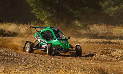Dirt Challenge, 3ος γύρος: Στη Χαλκίδα τα σπουδαία!